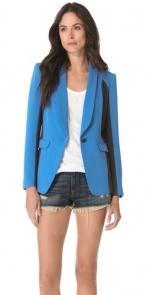 Robins blue blazer by Rag and Bone at Shopbop