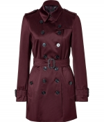 Burberry Trench Coat at Stylebop