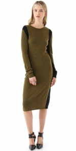 Robin's longsleeved dress at Shopbop