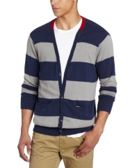 Robotic Mess Cardigan by Quiksilver at Amazon