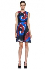 Rodarte tie dye dress at Forward by Elyse Walker