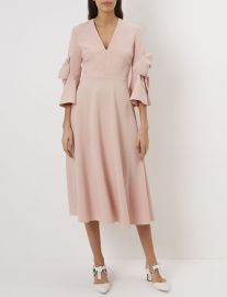 Roksanda Peony Cady Sibella Dress at Avenue 32