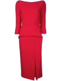 Roland Mouret Ardingly dress at Farfetch