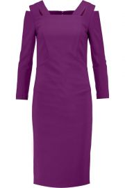 Roland Mouret Bleeker Dress at The Outnet