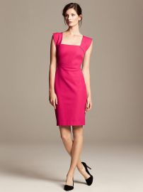 Roland Mouret Collection for Banana Republic Strappy Sheath Dress at Banana Republic