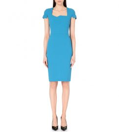 Roland Mouret Ollerton Dress at Selfridges