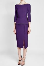 Roland Mouret Tailored Dress at Stylebop