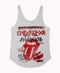 Rolling Stones Tank at Forever 21