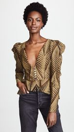 Ronny Kobo Dabria Top at Shopbop