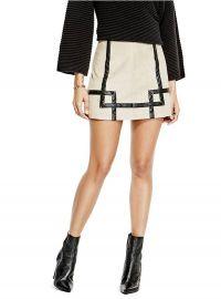 Rosalind Skirt at Guess