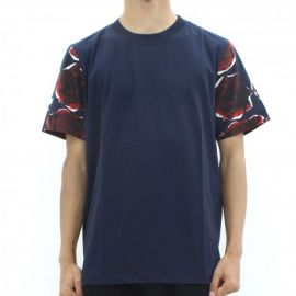 Rose Print Tshirt at Paul Smith
