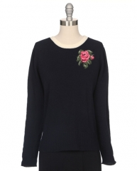 Rose Pullover by Band of Outsiders at Ron Herman