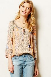 Roselle Blouse at Anthropologie