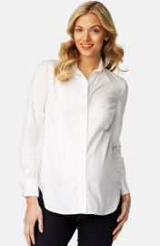 Rosie Pope  Classic  Maternity Shirt at Nordstrom
