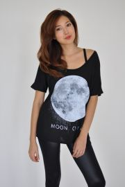 Royal Rabbit Moon Child Perfect Flowy Tee at Royal Rabbit