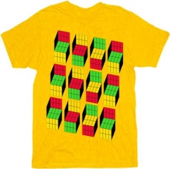 Rubiks Cube Tee at TV Store Online
