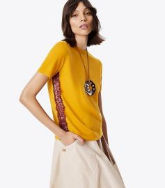 Ruby Sweater by Tory Burch at Shop Spring