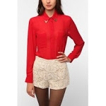 Rubys red shirt at Urban Outfitters