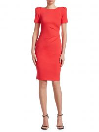 Ruched Jersey Dress at Saks Fifth Avenue