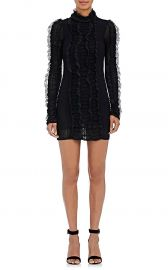 Ruffle Lace Minidress by Philosophy di Lorenzo Serafini at Barneys