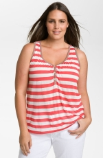 Rugby stripe tank top by Splendid at Nordstrom