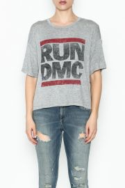 Run DMC Band Tee by DayDreamer at Shoptiques