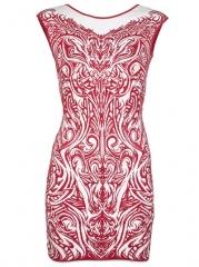 Rvn Phoenix Dress - at Farfetch