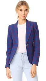 SMYTHE Patch Pocket Duchess Blazer at Shopbop