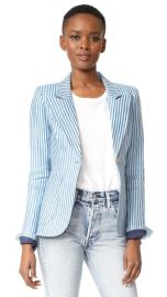 SMYTHE Patch Pocket Dutchess Blazer at Shopbop