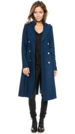 SMYTHE Reefer Coat at Shopbop