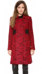SMYTHE Tapestry Coat at Shopbop