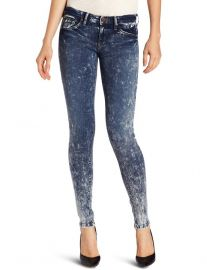 SOLD Design Lab Soho Skinny Jeans at Amazon