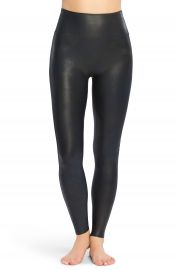 SPANX   Faux Leather Leggings at Nordstrom