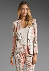 STYLE STALKER Free Love Blazer in Multi at Revolve