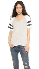 SUNDRY Raglan Tee at Shopbop