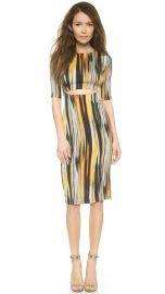 SUNO Ikat Cutout Dress at Shopbop