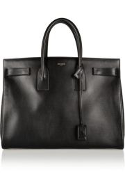Saint Laurent   Sac De Jour medium leather tote at Net A Porter