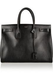 Saint LaurentandnbspandnbspSac De Jour medium leather tote at Net A Porter