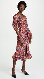 Saloni Olivia Dress at Shopbop