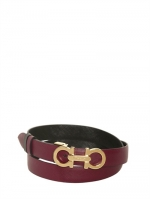 Salvatore Ferragamo belt at Luis