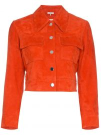Salvia Jacket  Ganni at Farfetch