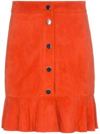 Salvia Skirt Ganni at Farfetch