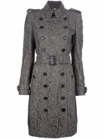 Same coat in grey at Farfetch