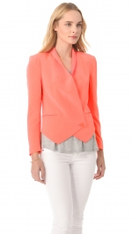 Same jacket in slightly different color at Shopbop