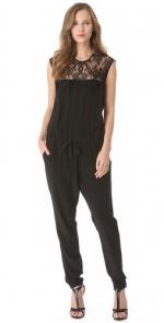 Same jumpsuit in black at Shopbop