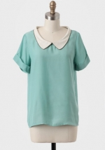 Same top in mint at Ruche