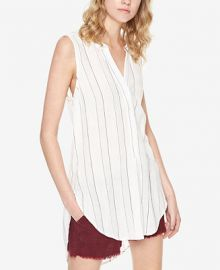 Sanctuary Arlo Striped High-Low Tunic at Macys