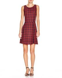 Sanctuary Charmer Plaid Dress at Bloomingdales