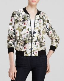 Sanctuary Flora Bomber Jacket at Bloomingdales