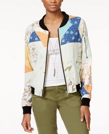 Sanctuary Laurel Canyon Bomber Jacket  Only at Macy s at Macys